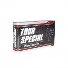 Tour Special 10298077 Ts Sf E4 Wh (15) Palline Golf Uomo