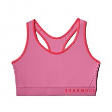 Under Armour 1307196 Reggiseno Heatgear® Armour® Mid Abbigliamento Training E Palestra Donna