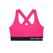 Under Armour 1307200 Reggiseno Armour® Heatgear® Crossback Abbigliamento Training E Palestra Donna