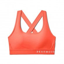 Under Armour 1307200 Reggiseno Armour Mid Crossback Abbigliamento Training E Palestra Donna