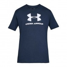 Under Armour 1329590 T-shirt Sportstyle Logo Abbigliamento Training E Palestra Uomo