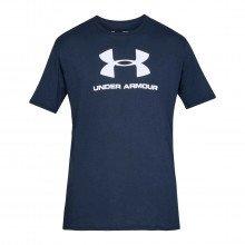 Under Armour 1329590 T-shirt Sportstyle Logo Abbigliamento Training E Palestra Uomo