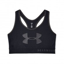 Under Armour 1344333 Reggiseno Armour Mid Keyhole Graphic Abbigliamento Training E Palestra Donna