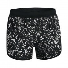 "Under Armour 1350198 Short Fly-by 2.0 Printed 3,5"" Donna Abbigliamento Running Donna"