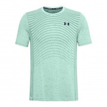 Under Armour 1351450 T-shirt Seamless Wave Abbigliamento Training E Palestra Uomo