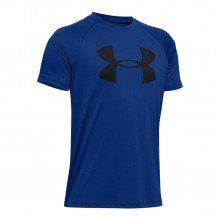 Under Armour 1351850 T-shirt Tech Big Logo Bambino Abbigliamento Bambino
