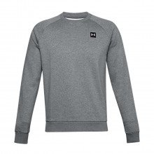 Under Armour 1357096 Felpa Girocollo Rival Fleece Abbigliamento Training E Palestra Uomo