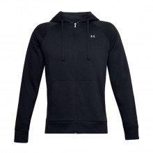 Under Armour 1357111 Felpa Full Zip Con Cappuccio Rival Fleece Abbigliamento Training E Palestra Uomo