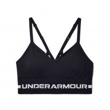 Under Armour 1357719 Reggiseno Seamless Low Long Abbigliamento Training E Palestra Donna