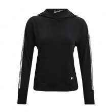 Under Armour 1360904 Felpa Con Cappuccio Rival Terry Taped Donna Abbigliamento Training E Palestra Donna
