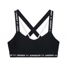 Under Armour 1361033 Reggiseno Heatgear® Crossback Low Abbigliamento Training E Palestra Donna