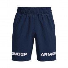 Under Armour 1361433 Short Woven Graphic Wordmark Abbigliamento Training E Palestra Uomo