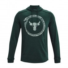 Under Armour 1361747 Felpa Con Cappuccio Project Rock Snake Abbigliamento Training E Palestra Uomo