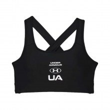Under Armour 1362950 Reggiseno Heatgear® Crossback Graphic Abbigliamento Training E Palestra Donna