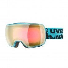 Uvex 550130 Maschera Uvex Compact Fm Maschere E Occhiali Sci Uomo