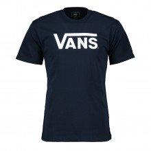 Vans Vn000gggnav T-shirt Classic Logo Street Style Uomo