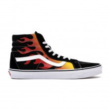 Vans Vn0a2xsbphn Sk8-hi Flame Tutte Sneaker Uomo