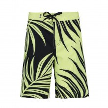 Vans Vn0a3w6jtcy1 Boardshort By Palms For Peace Bambino Mare Bambino