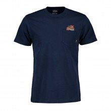 Vans Vn0a454xlkz1 T-shirt Til Death Pocket Street Style Uomo
