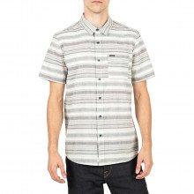 Volcom A0411709 Camicia Manica Corta Clockwork Street Style Uomo