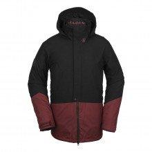 Volcom G0451904 Giacca Pat Moore 3 In 1 Abbigliamento Snowboard Uomo