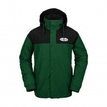 Volcom G0652112 Giacca Longo Gore-tex Abbigliamento Snowboard Uomo
