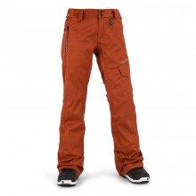 Volcom H1351607 Pantalone Plateau Donna Abbigliamento Snowboard Donna