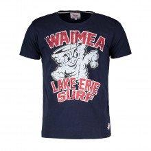 Waimea 4851006 T-shirt Lake Casual Uomo