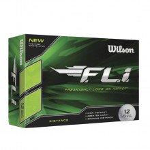 Wilson Wgwr56500 F.l.i. 12-ball Brick Palline Golf Uomo