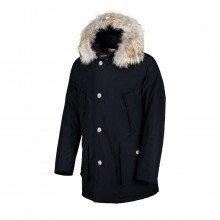 Woolrich Cfwoou0482mrut0001 Arctic Parka Detachable Fur Giacconi Uomo