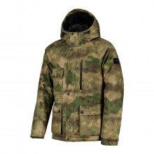 Woolrich Cfwoou0492mrut2692 Giacca Mountain Cotton Camo Giacconi Uomo