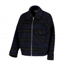 Woolrich Cfwwos0045frut2728 Giacca Overshirt Cozy Wool Medium Donna Giacconi Donna