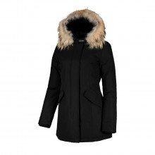 Woolrich Cfwwou0538frut0001 Arctic Parka Raccoon Donna Giacconi Donna