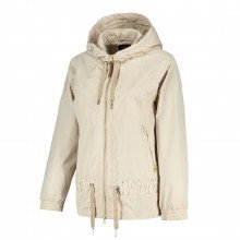 Woolrich Wwcps2730 Giacca Con Cappuccio Erie Windbreaker Donna Giacconi Donna