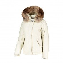 Woolrich Wwou0301ut0001 Arctic Parka Short Donna Giacconi Donna