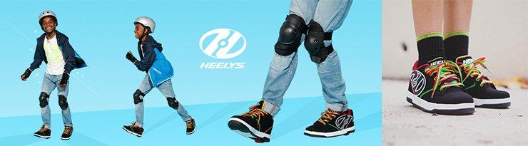 Scarpe con Rotelle Heelys