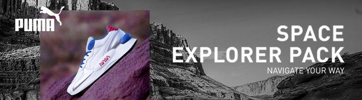 Speciale Puma Explorer Pack x Nasa