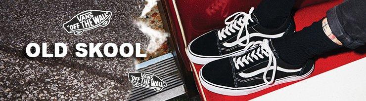 Sneaker Vans Old Skool: uomo, donna e bambino