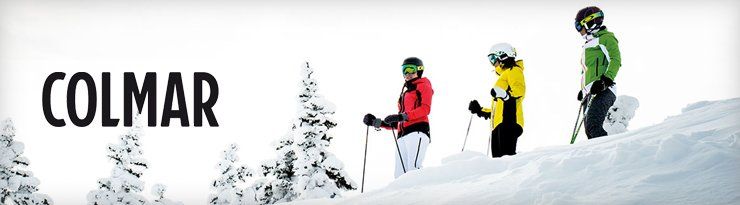 Collezione Abbigliamento sci Colmar