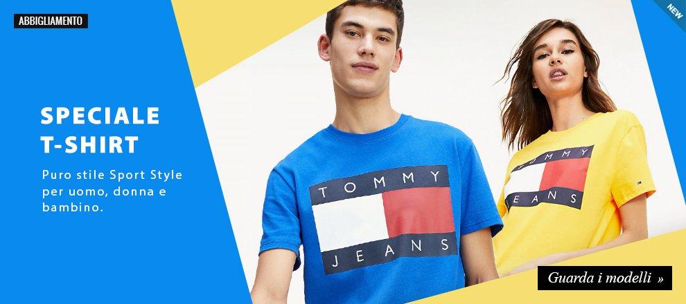 Collezione Felpe Tommy Jeans uomo